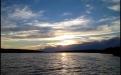 evening boat ride